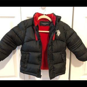 U.S Polo coat